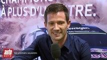 Sébastien Ogier : ses souvenirs et ses débuts en rallye [INTERVIEW VIDEO 2/4]