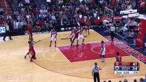 James Harden - 42 Pts - Full Highlights   Rockets vs Wizards   December 9, 2015   NBA 2015-16 Seaso
