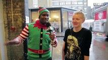 """Défi """"Christmas Song Challenge"""" : Chanter des chants de Noël dans la rue..."""