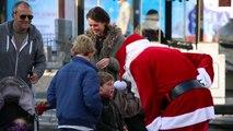 Zap Foot du 18 décembre: Ben Arfa le père Noël niçois, Mme Van Der Wiel vous souhaite un joyeux Noël, le BVB reprend le chant Jingle Bells
