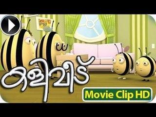 Kaliveedu -  Kids Malayalam Animation Movie  Scenes [HD]