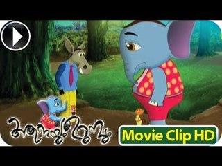 Aanayum Urumbum 3 - Malayalam  Animation Movie Clips [HD]