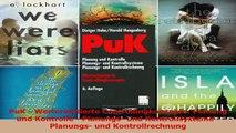 Lesen  PuK  Wertorientierte Controllingkonzepte Planung und Kontrolle  Planungs und Ebook Online