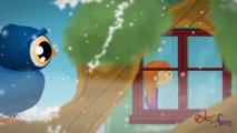 Mini Mini Bir Konmuştu _ Mini mini bir kuştu _ Bebek Şarkıları _ Çocuk Şarkıları _ Adisebaba