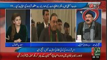 92 at 8 with Saadia Afzaal 18th December 2015 on Channel 92