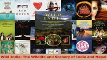 Read  Wild India The Wildlife and Scenery of India and Nepal Ebook Free