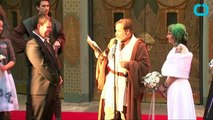 Star Wars Fans Got Married at Chinese Theatre
