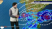 Weather Forecast for October 01, 2015 Skymet Weather HINDI