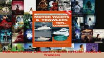 Read  McKnewParker Consumers Guide to Motor Yachts  Trawlers Ebook Free