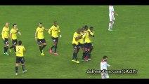 Karl TOKO EKAMBI Goal - Sochaux 2-0 AC Ajaccio - 18-12-2015