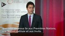 Le Canada se réconcilie avec ses populations autochtones et son Histoire