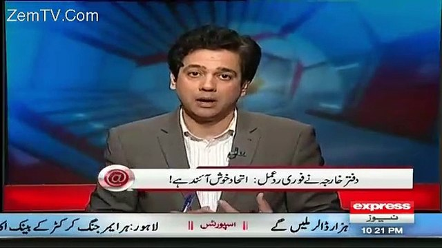 Ahmed Qureshi Telling That How Middle Eastern Countries Support Pakistan In Every War
