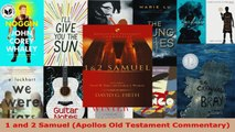Read  1 and 2 Samuel Apollos Old Testament Commentary Ebook Free
