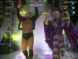 Hulk Hogan & Sting vs Ric Flair & Arn Anderson, WCW Monday Nitro 12.11.1995