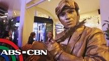 Tapatan Ni  Tunying: Moving Statue