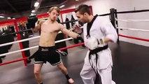 Taekwondo vs Muay Thai 2014 - Martial Arts Fight Scene (Real Contact Hits) -