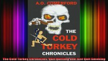 The Cold Turkey Chronicles Quit Quitting and Just Quit Smoking