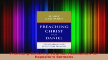 Preaching with Passion: Sermons from the Heart of the