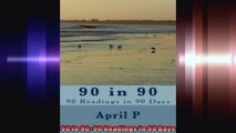 90 in 90 90 Readings in 90 Days