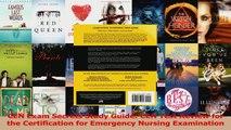 CEN Exam Secrets Study Guide CEN Test Review for the Certification for Emergency Nursing Download