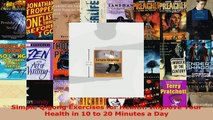 Simple Qigong Exercises for Health: Improve Your Health in