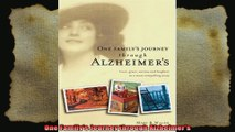 One Familys Journey through Alzheimers
