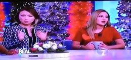 The Real (Christmas Girl Chat)