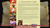 A Diamond for India Myths Magic Medicine An Aromatic Journey with the Healing Plants of