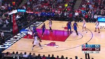 Detroit Pistons vs Chicago Bulls