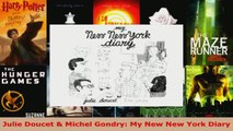 Read  Julie Doucet  Michel Gondry My New New York Diary PDF Free