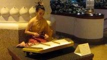 MUSIQUE TRADITIONNELLE A CHIANG MAI (THAÏLANDE) LE 22 NOVEMBRE 2015