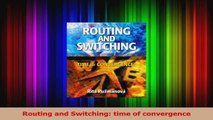 Routing and Switching time of convergence Download
