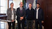 Encuentro Fundación FC Barcelona y Fundación River Plate [ESP]