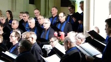 Extraits du concert de La Cantèle, chœur mixte d'Eguisheim   Eglise de l'Emm (Metzeral-Sondernach), 13 décembre 2015