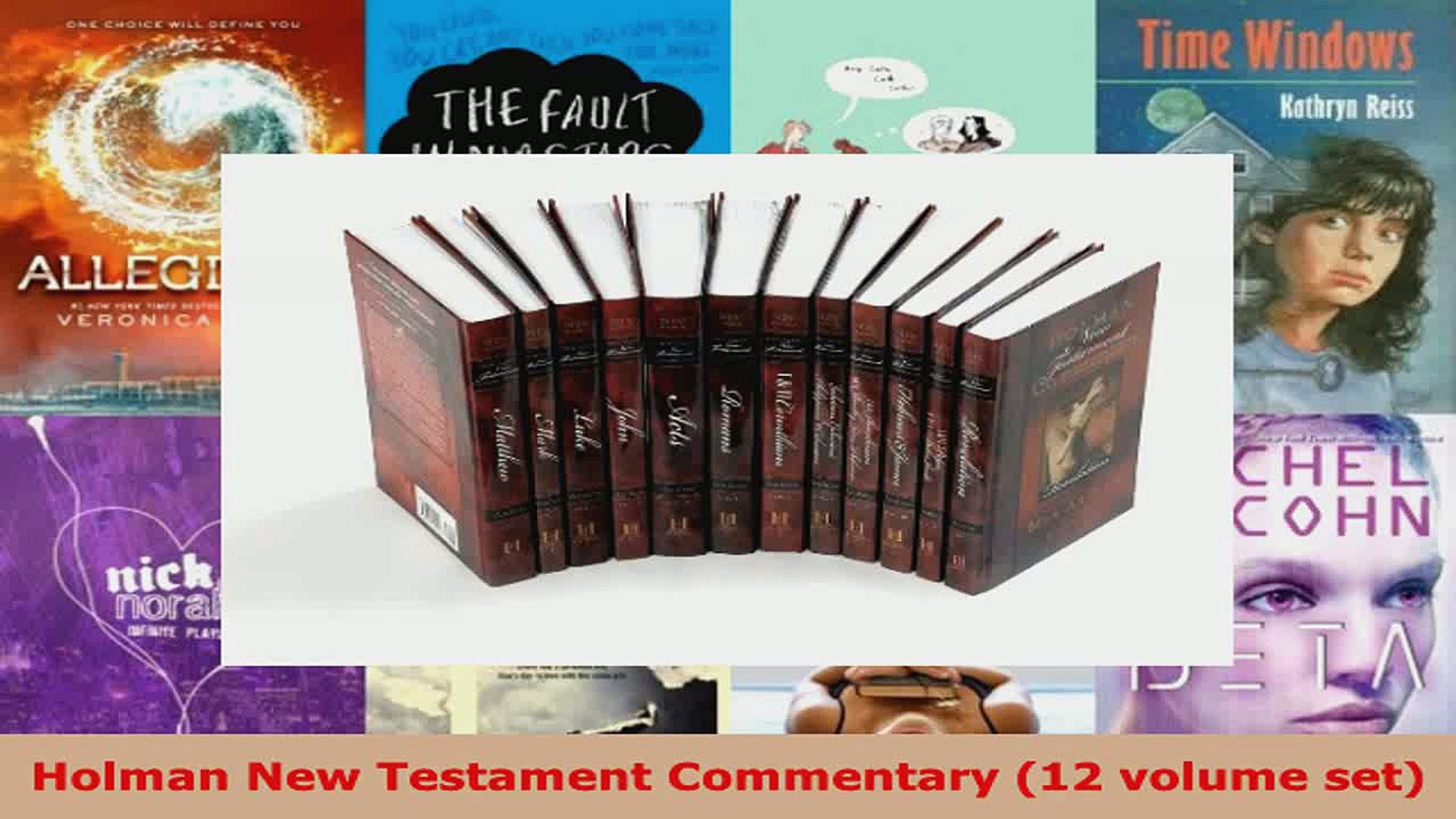 Holman New Testament Commentary - Acts: 5
