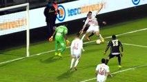Ligue 2 : Résumé vidéo Brest - Clermont (1-2)