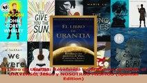 Download  El Libro de Urantia Revelando los Misterios de DIOS el UNIVERSO Jesús y NOSOTROS MISMOS Ebook Free