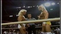 Ric Flair vs. Lex Luger - Great American Bash 1988 - NWA WCW