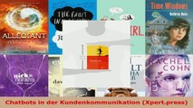 Download  Chatbots in der Kundenkommunikation Xpertpress PDF Frei