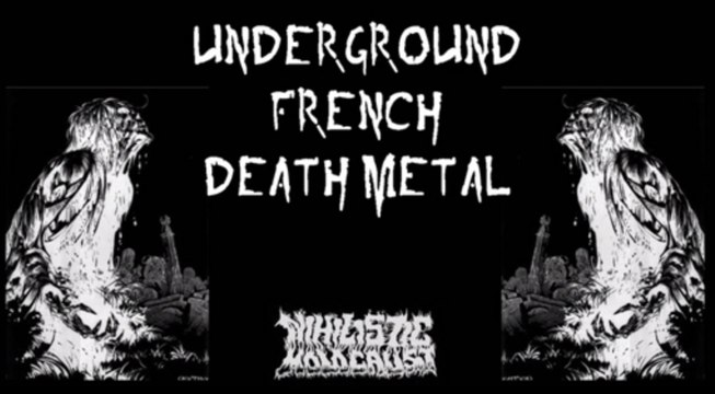 FRENCH DEATH METAL COMPILATION