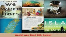 Lesen  Was ist was Band 106 Burgen PDF Frei