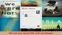 Lesen  Was ist was Band 048 Luft und Wasser Ebook Frei