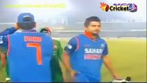 Funny Moments in Cricket _ MS Dhoni imitating Virat Kohli, Tiwary and Irfan Pathan