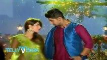 Jamai Raja - 19th December 2015 - Shabnam (Garima Ajmani) kisses Siddharth (Ravi Dubey)
