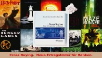 Lesen  Cross Buying  Neue Ertragsfelder für Banken Ebook Frei