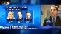 Sondage : Hollande passerait devant Sarkozy au premier tour
