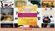 Read  Naomis Breakthrough Guide 20 Choices To Transform Your Life Ebook Free
