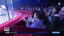 Spectacles : dans les coulisses du cirque Pinder