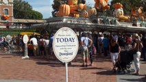 Music213 Space Shuttle Endeavour flies over the Disneyland Resort - September 2012 Music213