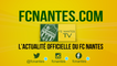 FC Lorient / FC Nantes : la réaction d'Adrien Thomasson